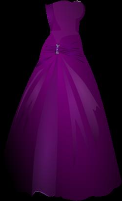 Public Domain Clip Art Image | Formal Gown Remix | ID ...