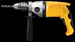 Drill PNG Clip Art - Best WEB Clipart