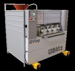 Vitap | Blitz - Drilling gluing and dowel inserting machine | CNC ...