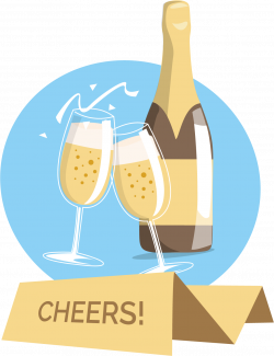 Toast clipart food wine ~ Frames ~ Illustrations ~ HD images ~ Photo ...
