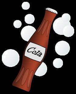 Clipart - Soda Bottle