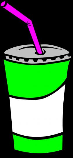 Soda Bottle Clipart | ClipArtHut - Free Clipart