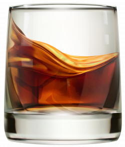 Scotch whisky Glencairn whisky glass Clip art - Whiskey Glass PNG ...