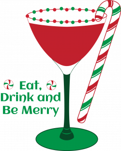 Martini Christmas Clip Art – Festival Collections