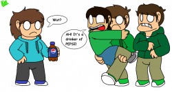 Dreaded Pepsi Drinker [RQ] by KittyMelodies on DeviantArt