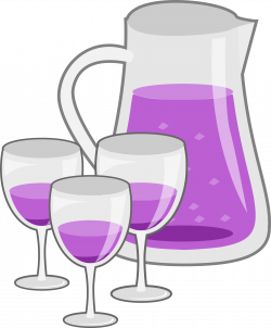 Clipart - Drinks Pitcher