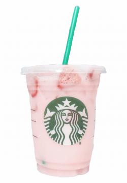 starbucks #pinkdrink #pink #drink #iced #coffee #aesthetic ...