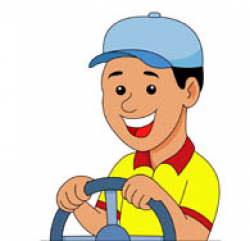 Cool And Opulent Driver Clipart ClipartXtras - cilpart
