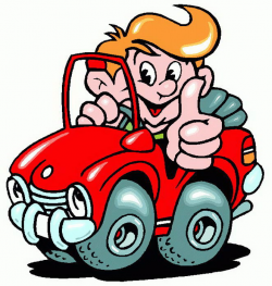 Safe Driver Clipart
