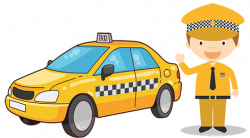 taxi driver clipart | Clipart Station
