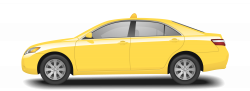 Taxi PNG images free download