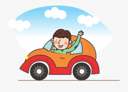 Do You Teach People With Sen - Car Driver Clipart, Cliparts ...