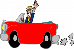 In Car Cliparts#4983942 - Shop of Clipart Library