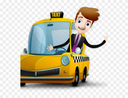 Photo Taken At Wolter & - Taxi Driver Clipart Png ...