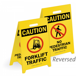 Forklift Safety Signs - MySafetySign.com