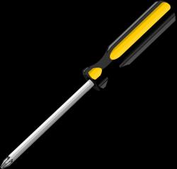 Screwdriver 6 Clip Art at Clker.com - vector clip art online ...
