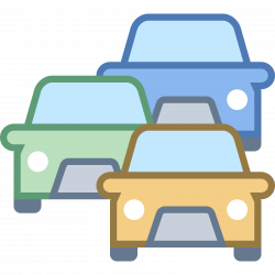 Car Computer Icons Traffic congestion Clip art - driving 1600*1600 ...