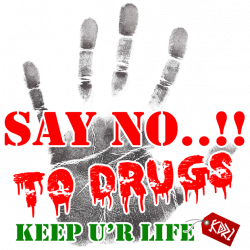 Say No To Drugs PNG Transparent Say No To Drugs.PNG Images. | PlusPNG