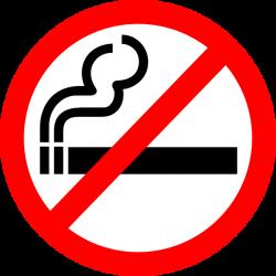 Sign No Smoking Clip Art at Clker.com - vector clip art online ...