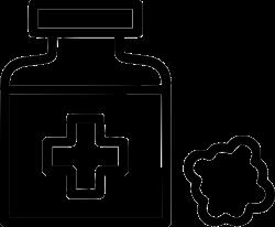 Medical Treatment Pill Bottle Medicine Spirit Svg Png Icon Free ...