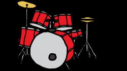 Random Red Drum Set by castlepokemetroid on DeviantArt