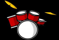 Drum Kit | Club Penguin Rewritten Wiki | FANDOM powered by Wikia