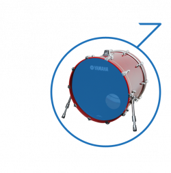The Structure of the Drum:What are drums made of? - Musical ...