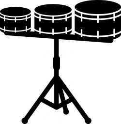 Snare Drums With Stand Svg Png Icon Free Download (#41298 ...