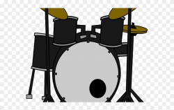 Drum Clipart Musical Instrument - Drums Clipart - Png ...
