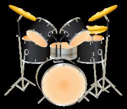 Drum Kit PNG Clipart Picture | Cards | Pinterest | Drum kit, Drums ...