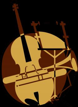 Clipart - Musical design