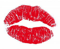 Lips Print Eleven   Isolated Stock Photo by noBACKS.com