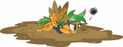 1494134 - angry, artist:outlawedtofu, faceplant, fallout equestria ...