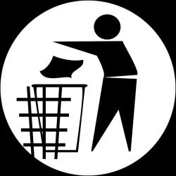 Garbage Clip Art at Clker.com - vector clip art online, royalty free ...