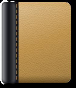 Leather Notebook Clip Art at Clker.com - vector clip art online ...