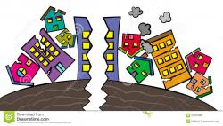 15+ Earthquake Clip Art   ClipartLook