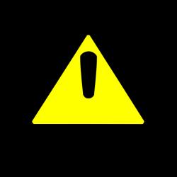 Hazard Clip Art at Clker.com - vector clip art online, royalty free ...