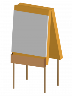 An easel Icons PNG - Free PNG and Icons Downloads