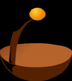 Empty Easter Basket Clip Art at Clker.com - vector clip art online ...