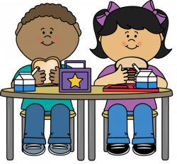 Kids Eating Lunch | Kindergarten | Pinterest | Lunches, Clip art and ...