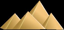 Egyptian pyramids Great Pyramid of Giza Clip art - pyramid ...
