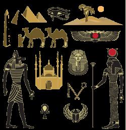 Egyptian pyramids Great Pyramid of Giza Ancient Egypt Icon - Egypt ...