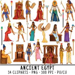Egyptian Clipart, Cleopatra Clipart, Egyptian Clip Art, Cleopatra Clip Art,  Clipart Egyptian, Clip Art Egyptian, Egyptian Figure