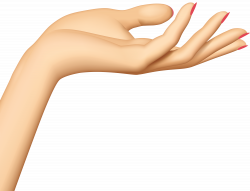Hand Transparent PNG Clip Art Image | Gallery Yopriceville - High ...