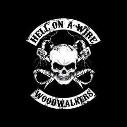 Woodwalker Hard Hat Sticker | Pinterest | Hard hats, Lineman and ...