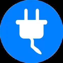 Blue Electricity Symbol Clip Art at Clker.com - vector clip art ...