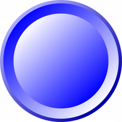 Blue Clip art - round blue ink 2328*2328 transprent Png Free ...