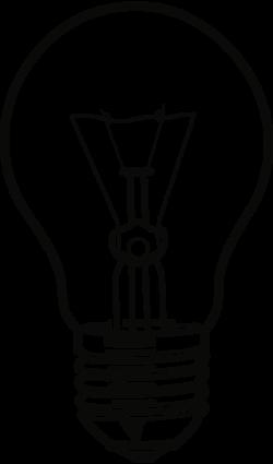 OnlineLabels Clip Art - Light Bulb (#5)