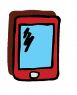 Electronics - Cell Phone 3 | Clipart | The Arts | Image | PBS ...