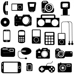 Electronics Clipart